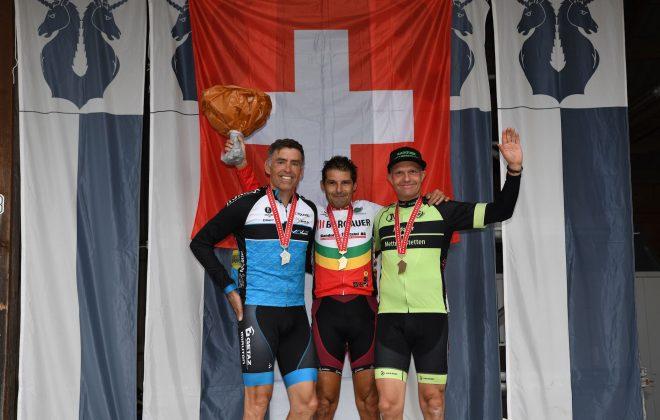2. Radquer in Mettmenstetten mit Masters-Schweizer-Meisterschaften am Sonntag, 8. Oktober 2017. Foto Martin Platter